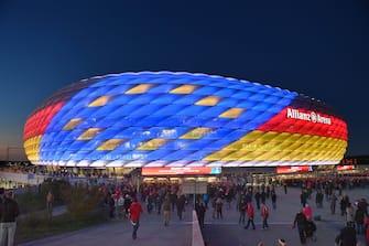 Allianz Arena di Monaco di Baviera