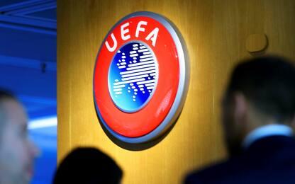 Superlega, Uefa ferma procedimento contro Juve, Real e Barcellona