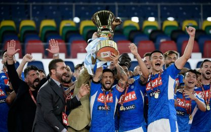 Napoli-Juve, la sfida infinita: le vittorie più belle degli Azzurri
