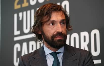 """Juventus, prime parole dell'allenatore Pirlo: """"Fantastica opportunità"""""""