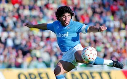 Napoli, dopo lo stadio anche stazione metro intitolata a Maradona