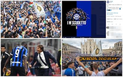 Inter campione d'Italia: la cavalcata dei nerazzurri per lo scudetto