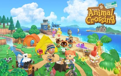 Videogiochi, Animal Crossing: New Horizons il più venduto in Italia