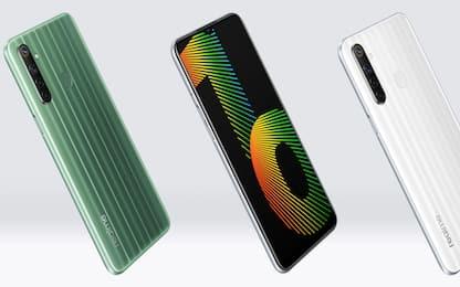 Realme Narzo 10 e 10A: tutte le caratteristiche dei nuovi smartphone