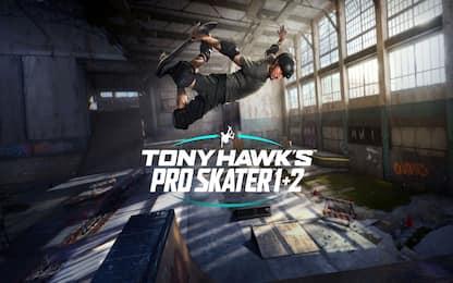 Tony Hawk torna nel mondo dei videogiochi in versione rimasterizzata