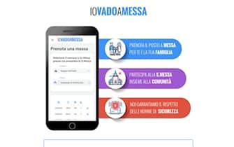 coronavirus messe app