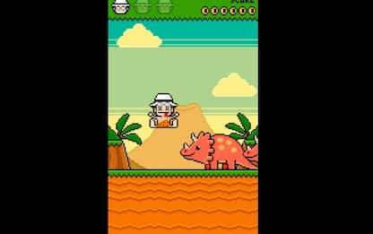 Al Bano vs Dinos, il videogioco che nasce dalla gaffe sui dinosauri