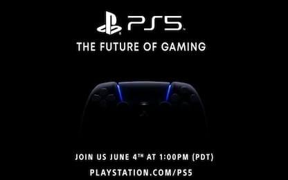 PS5, i primi giochi della next gen saranno presentati giovedì 4 giugno