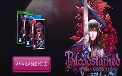 Bloodstained taglia il traguardo del milione di copie vendute