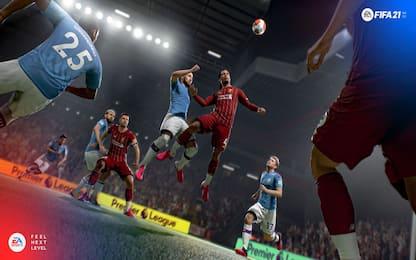 Fifa 21, disponibile gratis l'aggiornamento per PS5 e Xbox Series X/S
