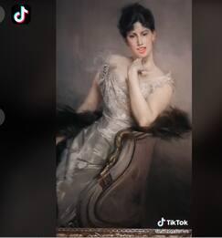 Gallerie degli Uffizi su TikTok: comunicare l'arte con video ironici