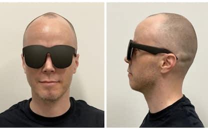 Facebook, la realtà virtuale in un paio di occhiali da sole