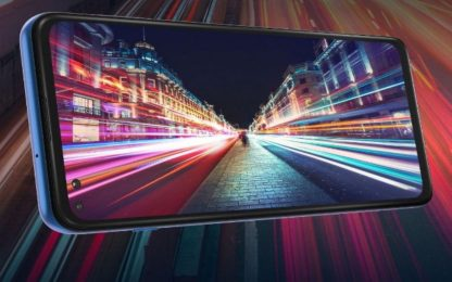 Motorola lancia in Europa uno smartphone 5G economico