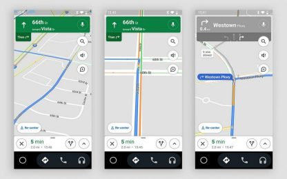 Google Maps introduce i semafori, test sui dispositivi Android