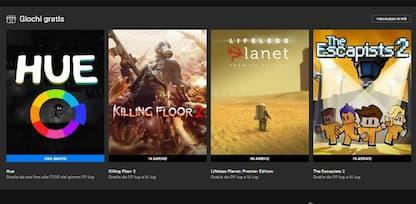 Epic Games Store regala Killing Floor 2 e The Escapists 2: ecco quando
