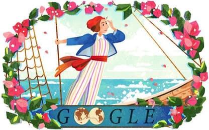 Chi è Jeanne Baret, l'esploratrice celebrata dal doodle di Google
