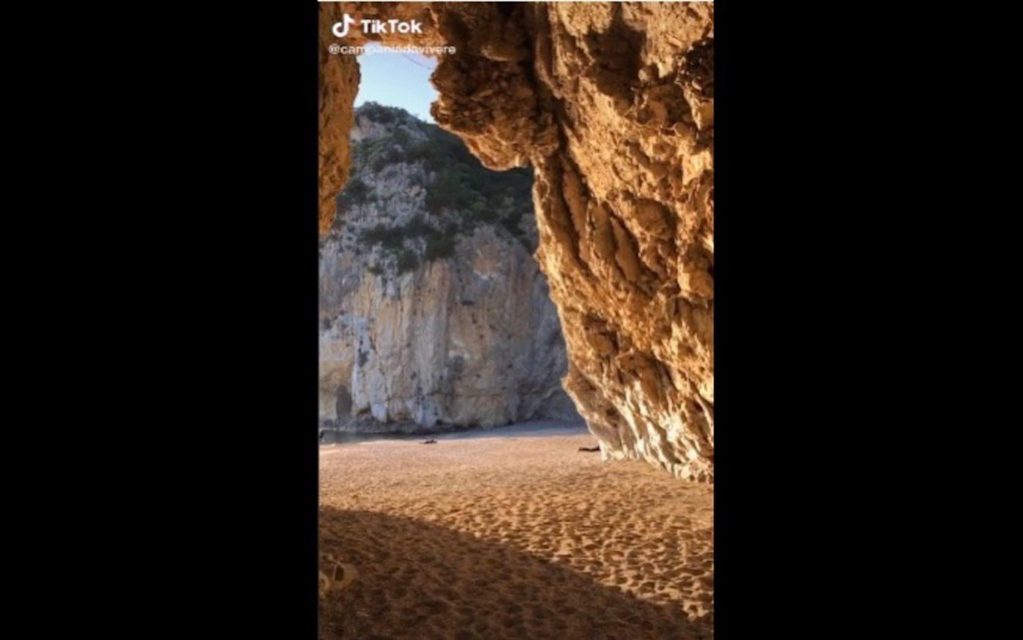 Grotta Palinuro Campania