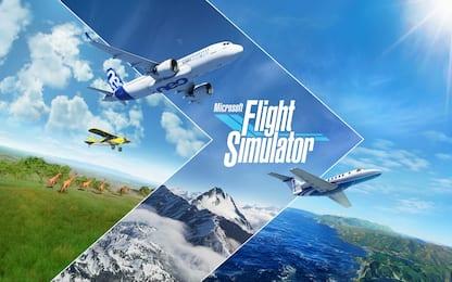 Microsoft Flight Simulator è disponibile in esclusiva per PC
