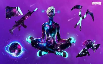Fortnite, la skin dell'Esploratrice Galaxy è disponibile nello store