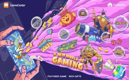 Huawei GameCenter, il nuovo gaming hub arriva in 33 Paesi nel mondo