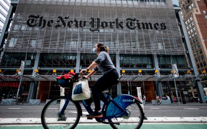 New York Times: ricavi online superano per la prima volta cartaceo