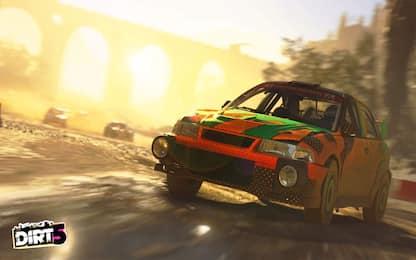 Dirt 5, annunciato un piccolo ritardo nell'uscita del racing game
