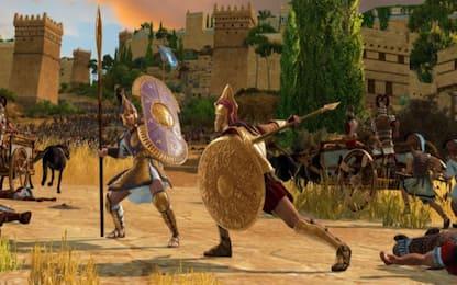 """A Total War Saga: Troy"" è gratis su Epic Games Store per 24 ore"