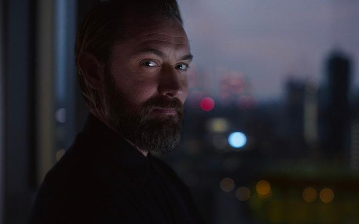 Jude Law è il nuovo testimonial di Sky WiFI