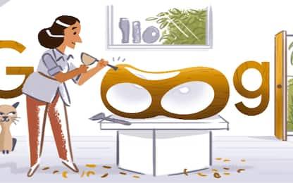 Barbara Hepworth, chi è la scultrice nel Doodle di Google di oggi