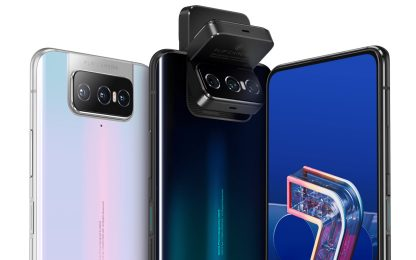"""Asus, ecco i nuovi ZenFone 7: smartphone con la telecamera """"mobile"""""""