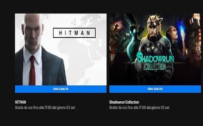 Epic Games Store regala Hitman e Shadowrun Collection