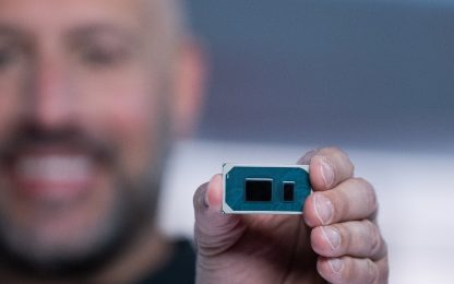 Intel, svelato il processore superveloce di undicesima generazione