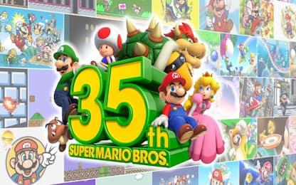 Super Mario Bros compie 35 anni, dieci curiosità sul gioco Nintendo