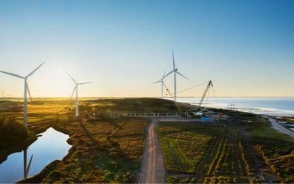 Apple costruirà due turbine tra le più grandi al mondo in Danimarca