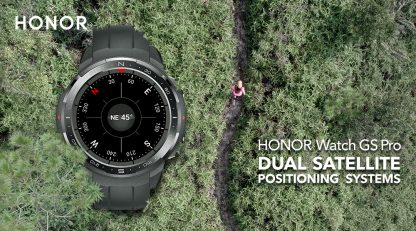 Ifa 2020, due nuovi smartwatch e un laptop per Honor