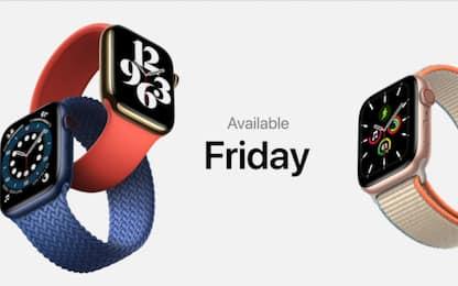 Due nuovi iPad, due nuovi Apple Watch: le novità dell'evento Apple