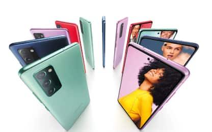 Samsung Galaxy S20 FE è ufficiale: prezzo e caratteristiche