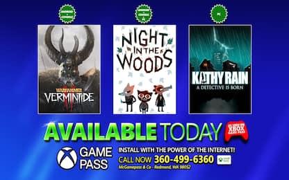 Xbox Game Pass, disponibili 3 nuovi giochi: in arrivo DOOM Eternal