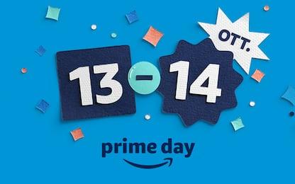 Amazon svela la data del tradizionale Prime Day di ottobre
