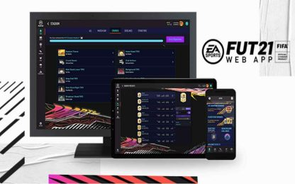 Fifa 21 Web App: uscita, premi e accesso anticipato