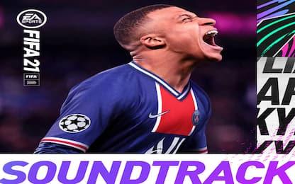 Fifa 21, annunciati tutti i brani della colonna sonora del gioco