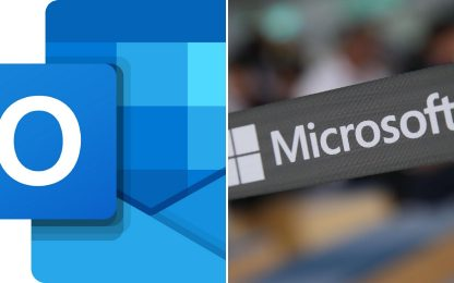 Outlook down, problemi con la mail: il login non funziona