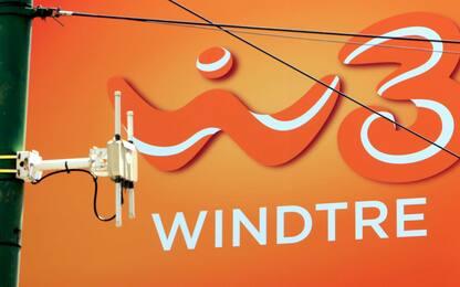 Windtre down, problemi di connessione in tutta Italia