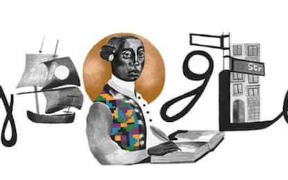 Google dedica un doodle a Anton Wilhem Amo, filosofo ghanese-tedesco