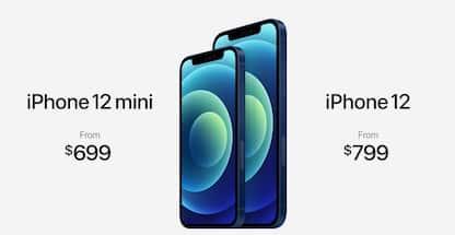 iPhone 12 Mini è ufficiale: le caratteristiche dello smartphone 5G