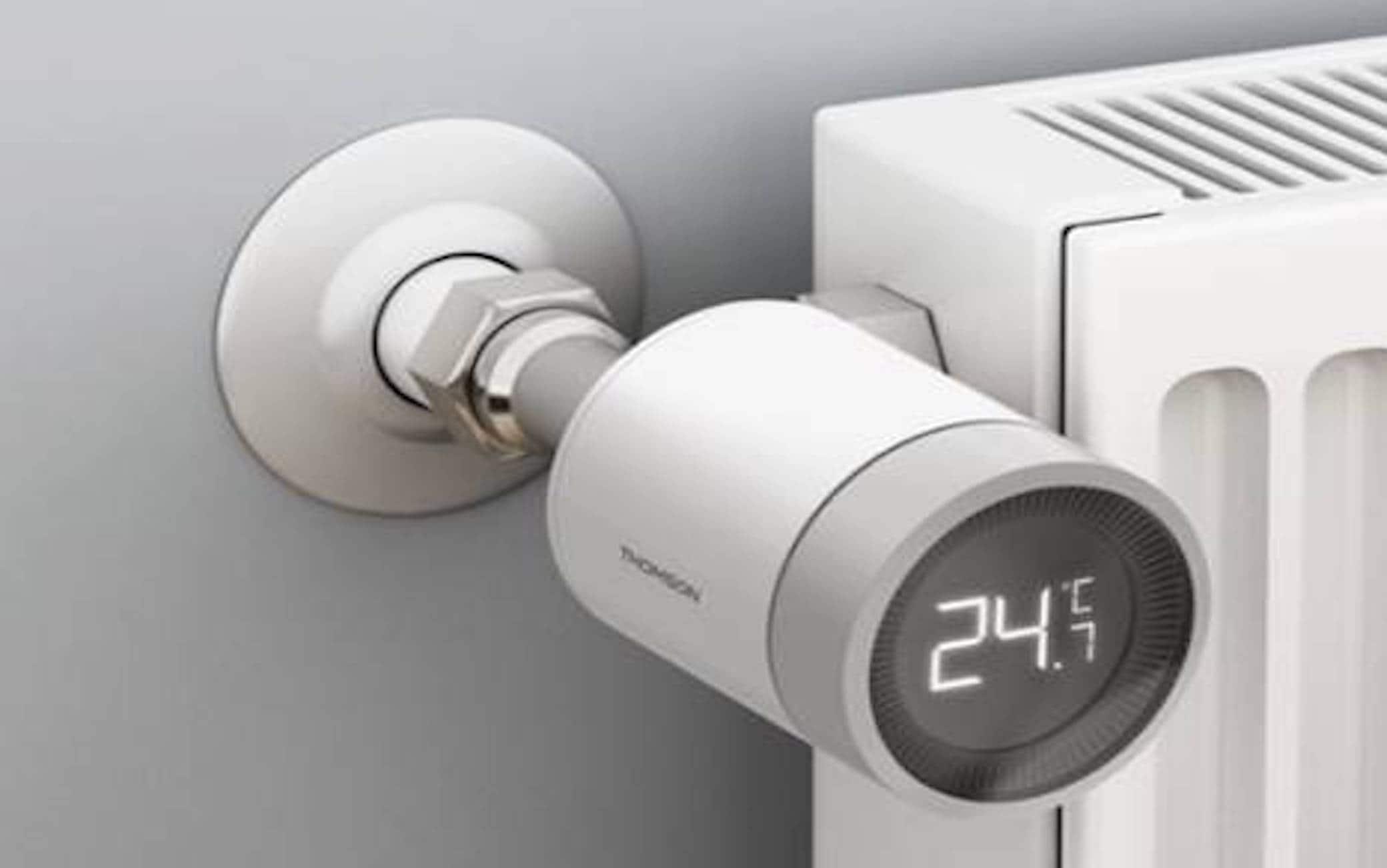 Cali-T: la nuova valvola termostatica connessa