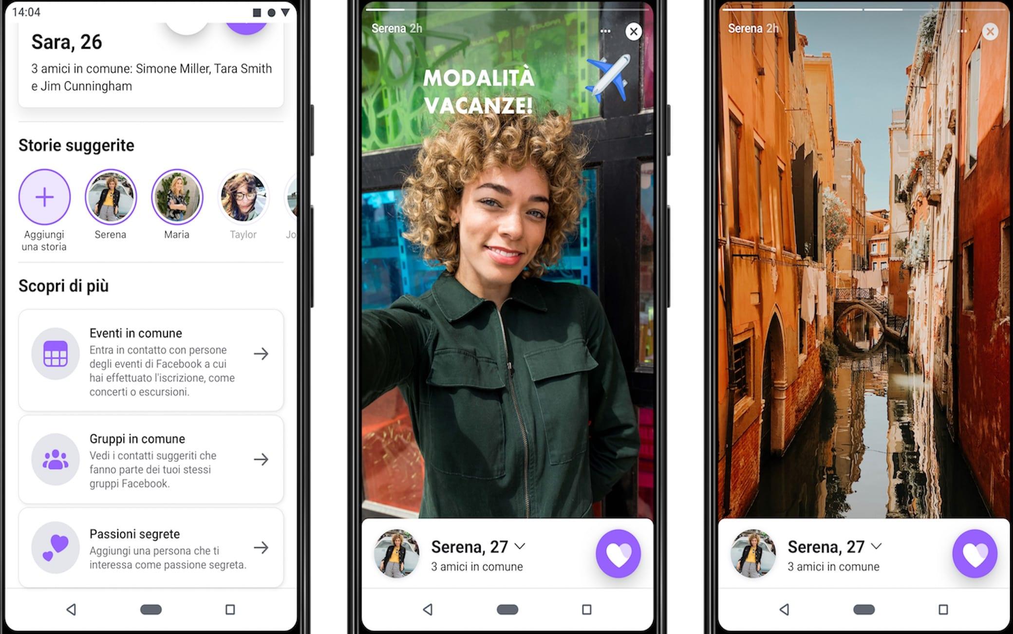 Facebook Dating La Funzione Da Oggi Disponibile In Italia Come Funziona