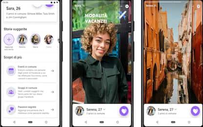 Facebook Dating sbarca in Italia: come funziona