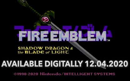Switch, annunciato Fire Emblem Shadow Dragon & The Blade of Light