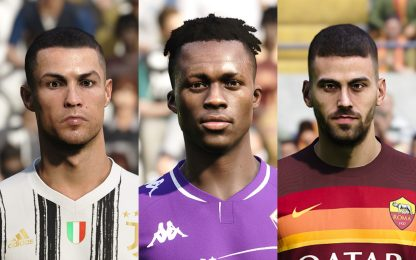 PES 2021, è disponibile il Data Pack 2.0 Season Update